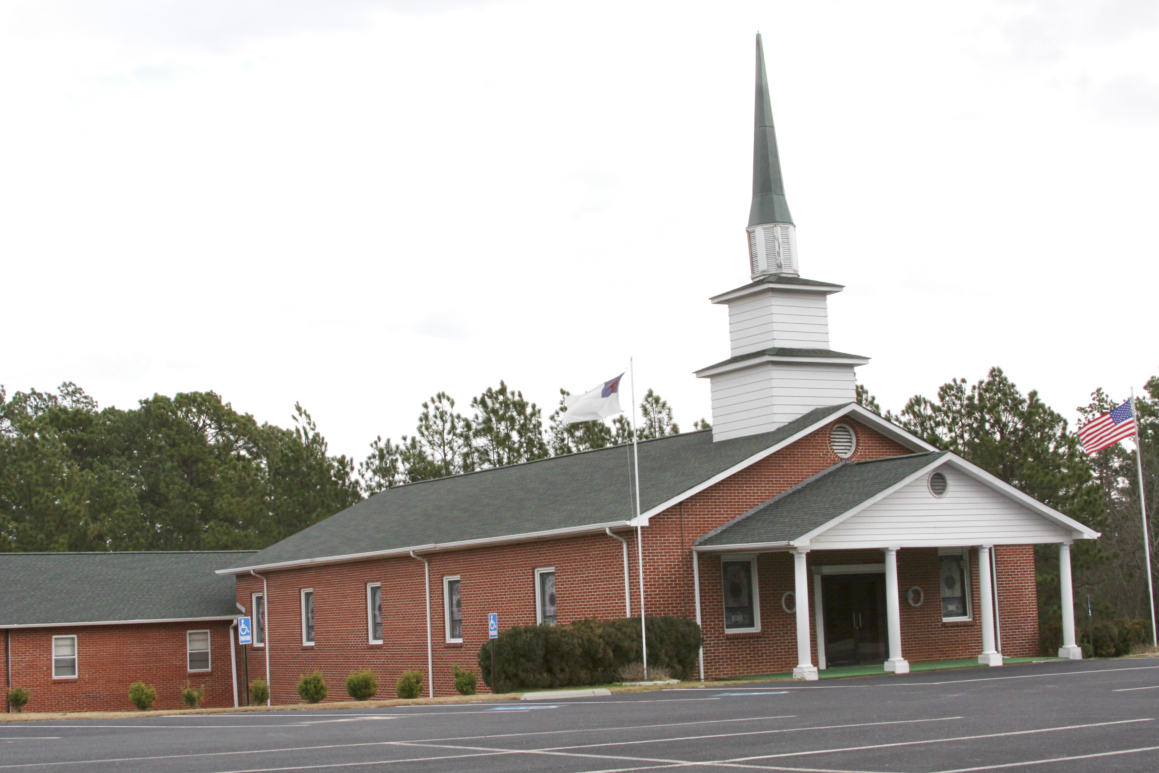 A Southern Baptist Church, Founded in 1912
