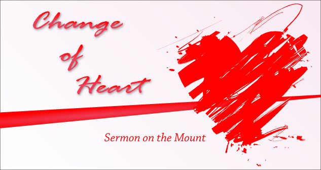 Change of Heart Sermon Series